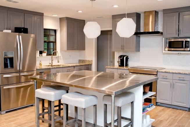 kitchen cabinet installation services
